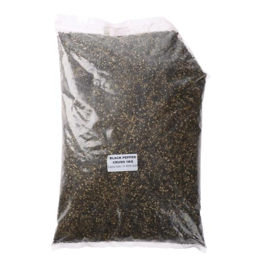 CRUSHED BLACK PEPPER 黑胡椒碎